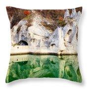 Wonderful Rocks Throw Pillow by Evgeni Dinev