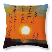 Worth Waiting For Throw Pillow by Keith Thue