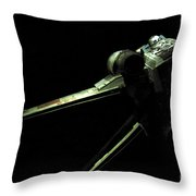 X-wing Fighter Throw Pillow by Micah May