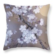 Yoi Crop Throw Pillow by Haruyo Morita