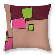 Zipless Throw Pillow by Douglas Simonson
