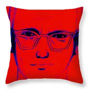 Zodiac Killer With Sign 20130213m128 Throw Pillow by Wingsdomain Art and Photography