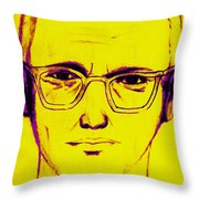 Zodiac Killer With SIgn 20130213m68 Throw Pillow by Wingsdomain Art and Photography