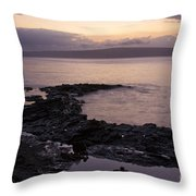 A Sense Sublime Throw Pillow by Sharon Mau