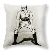 Arthur Irwin (1858-1921) Throw Pillow by Granger