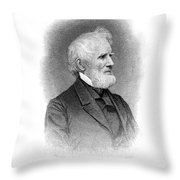 Arthur Tappan (1786-1865) Throw Pillow by Granger