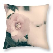 Camellia Throw Pillow by Joana Kruse