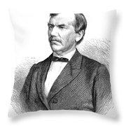David Livingstone Throw Pillow by Granger