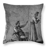 FREDERICK DOUGLASS (c1817-1895) Throw Pillow by Granger