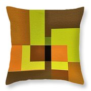 Imagine Throw Pillow by Ely Arsha