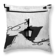 Undercover Throw Pillow by Skip Hunt