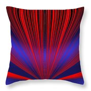 Up Up And Away Throw Pillow by Tim Allen