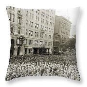 World Series, 1925 Throw Pillow by Granger