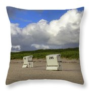 Sylt Throw Pillow by Joana Kruse