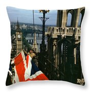 Untitled Throw Pillow by National Geographic