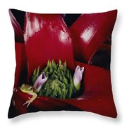 Untitled Throw Pillow by Paul Zahl