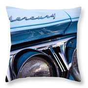 1964 Mercury Park Lane Throw Pillow by Gordon Dean II