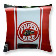 1970 Dodge Super Bee 1 Throw Pillow by Paul Ward