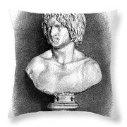 Arminius (c17 B.c.-21 A.d.) Throw Pillow by Granger