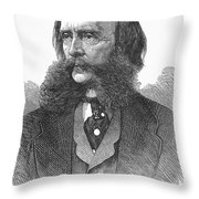 Edwards Pierrepont Throw Pillow by Granger