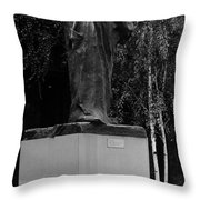 Honore De Balzac (1799-1850) Throw Pillow by Granger