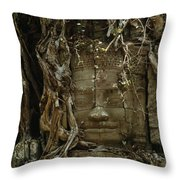 Untitled Throw Pillow by W.E. Garrett