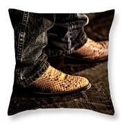 20120928_dsc00448 Throw Pillow by Christopher Holmes