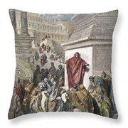 Jonah Throw Pillow by Granger