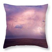 Amazing Skies Throw Pillow by Stelios Kleanthous