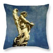 Angelo Throw Pillow by Bernard Jaubert