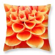 Arise Throw Pillow by Lj Lambert