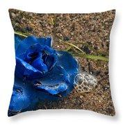 Atres 7 Throw Pillow by Karol  Livote