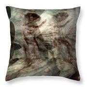 Awaken Your Mind Throw Pillow by Linda Sannuti
