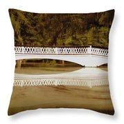 Back In The Day Throw Pillow by DigiArt Diaries by Vicky B Fuller