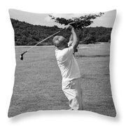 BARRY GOLDWATER (1909-1998) Throw Pillow by Granger