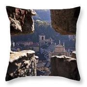 Bellinzona Throw Pillow by Joana Kruse