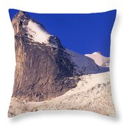 Bugaboo Spire Throw Pillow by Bob Christopher