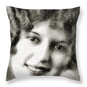 Classic Throw Pillow by Angelina Vick