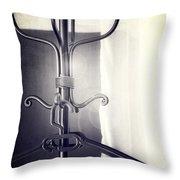 coat rack Throw Pillow by Joana Kruse