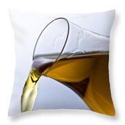 Cognac Throw Pillow by Frank Tschakert