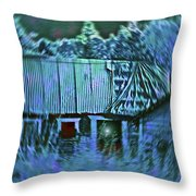 Confusion Throw Pillow by Gwyn Newcombe