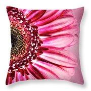 Daisy IIi Throw Pillow by Tamyra Ayles