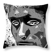 Despair Throw Pillow by Stephen Younts