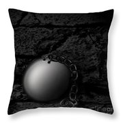 Detached Throw Pillow by Joe Russell
