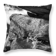 Devil's Den - 34 Throw Pillow by Paul W Faust -  Impressions of Light