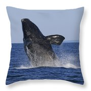 Discovering Another Dimension Throw Pillow by Tony Beck
