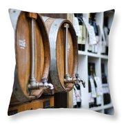 Diy Wine Throw Pillow by Heather Applegate