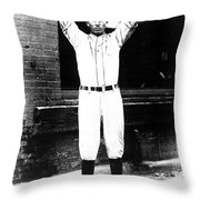 Dizzy Dean (1911-1974) Throw Pillow by Granger
