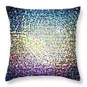 dots colors Throw Pillow by ATIKETTA SANGASAENG