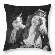 D.W. GRIFFITH: FILM, 1922 Throw Pillow by Granger
